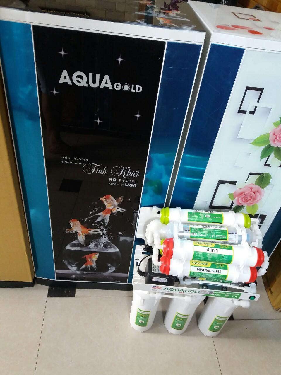 Máy lọc Aqua Gold 05