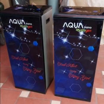 Máy lọc nước Aqua Nano 9 cấp lọc 4D