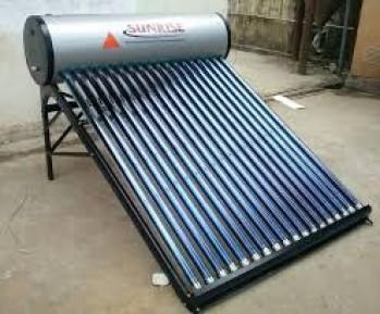 máy năng lượng mặt trời Toàn Mỹ Elite 180L